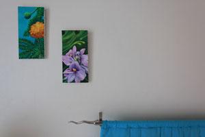 Chambre Lô Bleu Hôtel les Saintes en Guadeloupe
